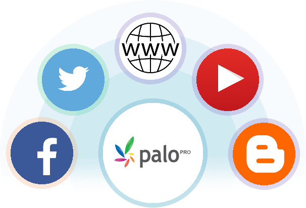 PaloPro Web Sources