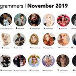Instagrammers November 2019 Cover