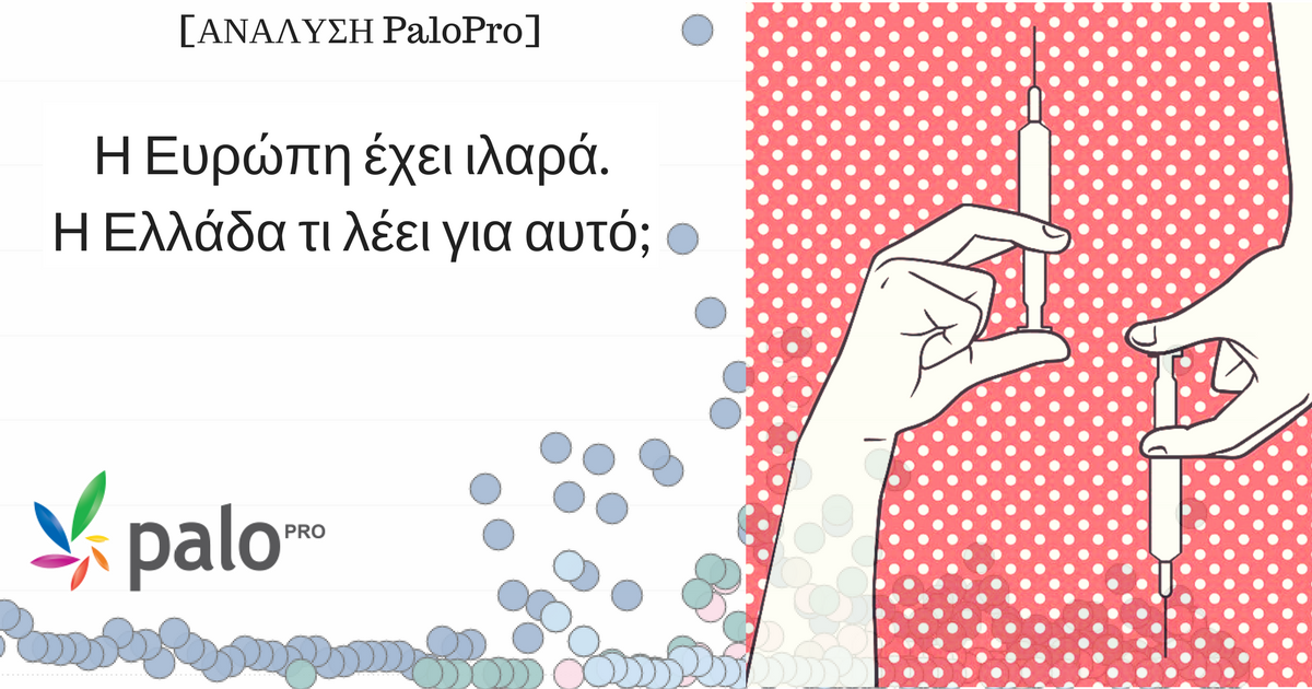 [ΑΝΑΛΥΣΗ PaloPro] Η Ευρώπη έχει ιλαρά. Η Ελλάδα τι λέει για αυτό;