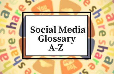 social media glossary az